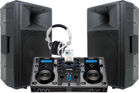 Dj Packages Turntables Amp Speakers