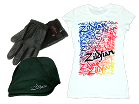 Zildjian Apparels & Gears here at SmartDJ.com