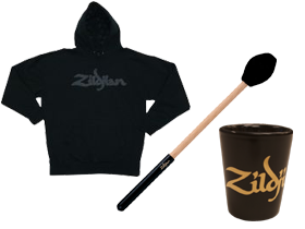 Zildjian Accessories here at SmartDJ.com