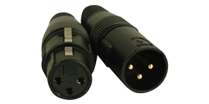 Professional 3-Pin Lighting Cables
