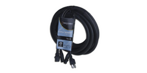 Accu Cable XLR & AC Power Combo Cables
