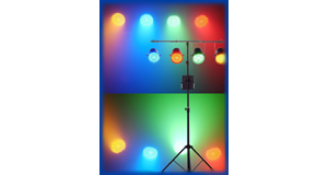 American DJ Par Can Lighting Packages