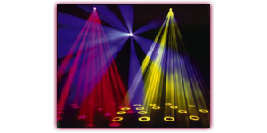 Chauvet Atmospheric Effects