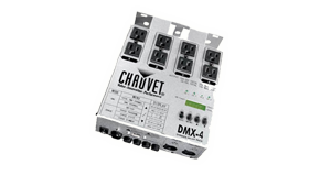 Chauvet Dimmer & Relay Packs