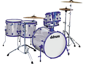 ddrum Drum Kits