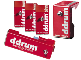 ddrum Electronic Triggers