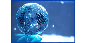 DJ Equipment, Disco Balls & Pinspots
