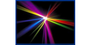 stage lens dmx light laser beams party yellow p lights s dj red purple green show
