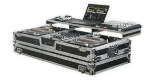 Odyssey Turntable Cases & Consoles