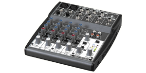 Pro Audio 4-Channel PA Mixers
