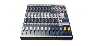 Pro Audio 8-Channel PA Mixers