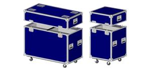 Pro Lighting Cases & Carrying Bags