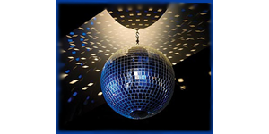 Pro Lighting Mirror Disco Ball Packages